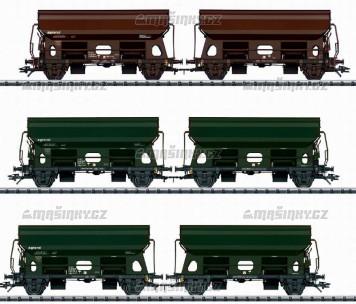 H0 - Set šesti vozů Tds - Railco A.S. CZ