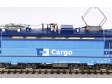 """Elektrická lokomotiva 240 """"laminátka"""" - ČD Cargo (analog)"""