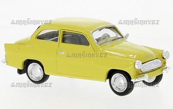 H0 - Škoda Octavia, sv. žlutá