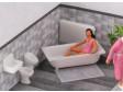 H0 - Sada koupelnového vybavení