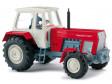 H0 - Traktor Fortschritt ZT 303 s figurkou, červený