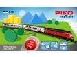 """H0 - """"PIKO myTrain"""" - Start set - osobní vlak"""