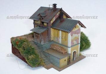 N - Strážní domek Kleny