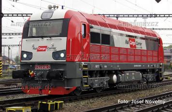 TT - Dieselová lokomotiva 753.6 - RCC (analog)