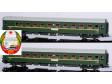 H0 - Set dvou vozů - Severní Korea