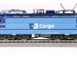 """H0 - Elektrická lokomotiva 240 """"laminátka"""" - ČD Cargo (DCC, zvuk)"""