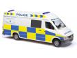 H0 - Mercedes Sprinter, Policie (Polizei GB)