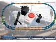 H0 - Analogový startovní set Rail Jet se třemi vozy - ČD