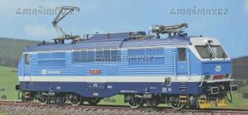 H0 - Elektrická lokomotiva 150 222 - ČD (analog)