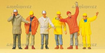 1:50 - Figurky průmyslových dělníků