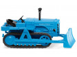 H0 - Pásový traktor Hanomag K55 - světle modrý