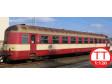 TT - Připojný vůz Balm k vozům  řad 850 a 851 - ČD