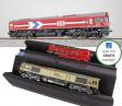 H0 - Dieselová lokomotiva HGK 9901 (DCC, zvuk, kouř)