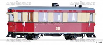 H0e - Motorový vůz VT 133 - DR (DCC)
