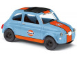 H0 - Fiat 500 Gulf