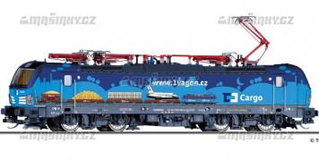 TT - El. lokomotiva 383, ČD Cargo (analog)