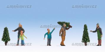 H0 - Prodej vánočních stromků
