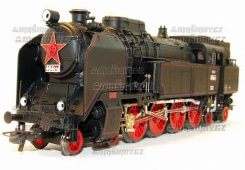 H0 - Parní lokomotiva 464.016 Šumperk - ČSD (DCC, zvuk)