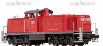 H0 - Dieselová lokomotiva řady BR 294 - DB  (DCC, zvuk)