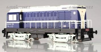"""H0 - Dieselová lokomotiva T 435 """"Hektor""""- ČSD  Pensylvánské podvozky (analog)"""