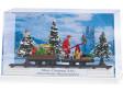 """H0 - Malé diorama """"Veselé Vánoce XXV - Nebeská drezína"""""""
