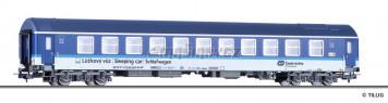 H0 - Lůžkový vůz WLAB Typ Y - ČD