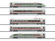 H0 - Jednotka ICE 4, BR 412/812, DBAG 'Ökostrom' (DCC, zvuk)