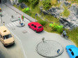 H0 - Dopravní set - ostrůvek