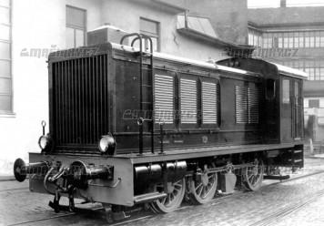 H0 - Dieselová lokomotiva T334.001 - ČSD (analog)