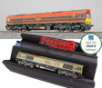 H0 - Dieselová lokomotiva Rail Feeding 561-05 (DCC, zvuk, kouř)