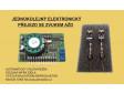 H0 - Jednokolejný elektronický přejezd se zvukem
