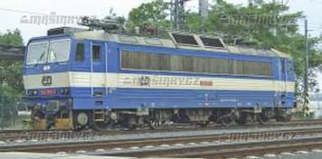 H0 - Elektrická lokomotiva řady 362 - ČD (DCC, zvuk)