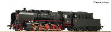 H0 - Parní lokomotiva řady . - ČSD (DCC, zvuk)
