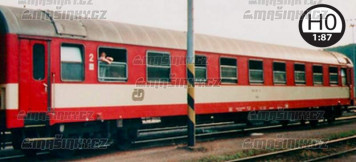 H0 - Osobhní vůz Bn 751 - ČD