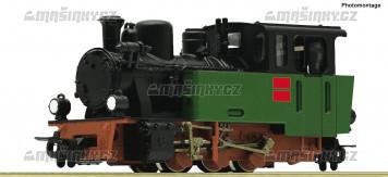 """H0e - Úzkorozchodná lokomotiva """"12°"""" - RüKB (analog)"""