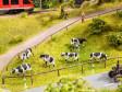 H0 - Krávy - ozvučené figurky