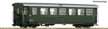 H0e - Úzkorozchodný osobní vůz 2. třídy - ÖBB