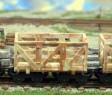 H0e - Úzkorozchodný vůz na přepravu dobytka