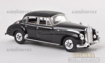 H0 - Mercedes 300c (W186), černý, 1955
