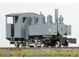 H0e - Úzkorozchodná parní lokomotiva Baldwin 2-6-2 (analog)