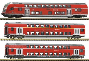 N - Set 3 osobních vozů, DB AG