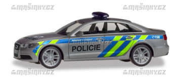 "H0 - Audi A6 Limousine ""Policie Praha"""