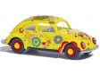 H0 - VW Brouk, Hippie Kiste