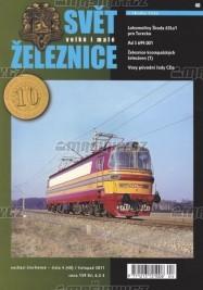 Svět železnice 40 - listopad 2011