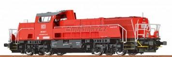 H0 - Dieselová lokomotiva Gravita® 15D, BR 265 - DB AG (analog)