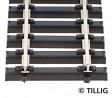 H0 - TILLIG ELITE flexi kolej s kovovými pražci