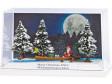 "H0 - Malé diorama ""Veselé Vánoce XXIV - Santa Claus Ahoy"""