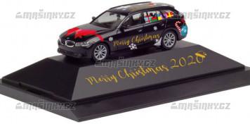 """H0 - BMW 3er Touring """"Herpa Vánoce 2020"""""""