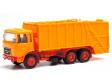 H0 - Herpa MiniKit: Popelářský vůz Roman Diesel, oranžový