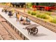 N - Nádražní vozík - 3D minis